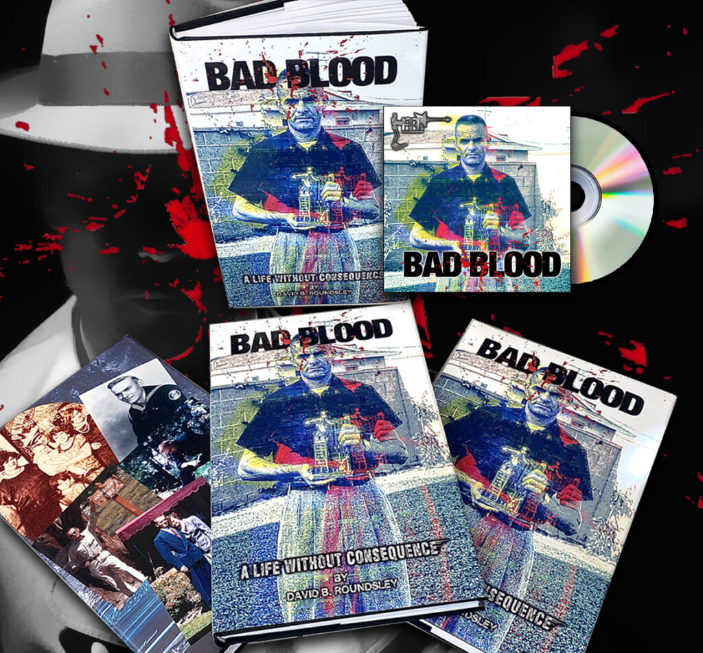 Bad Blood - A Life Without Consequence, Book & Album