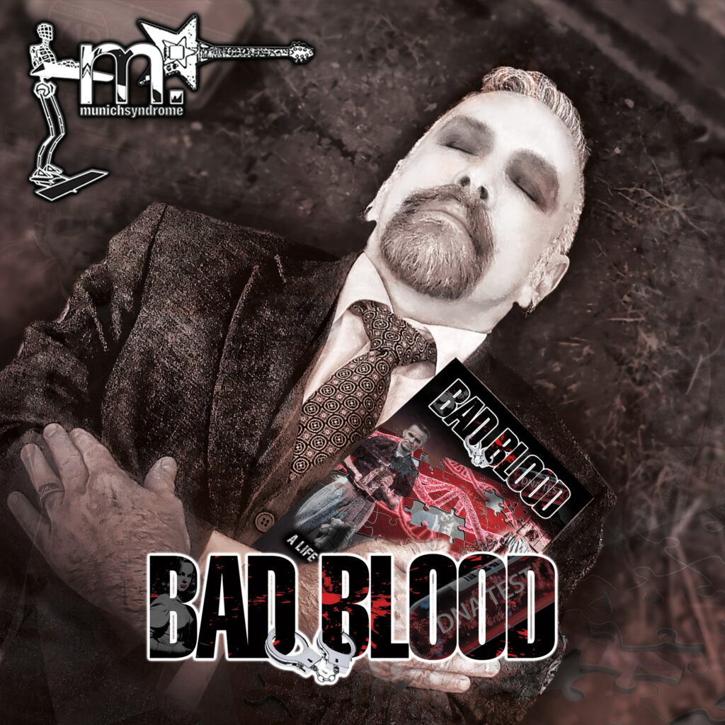 Bad Blood: A Life Without Consequence - Book & Album, both available now from Amazon & all major online retailers