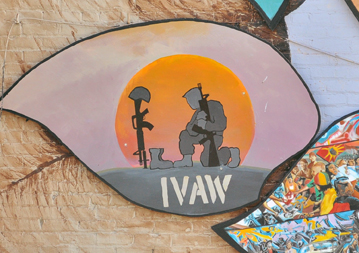 Iraq Veterens Against the  War