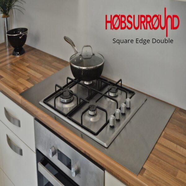 HOB1 square edged double