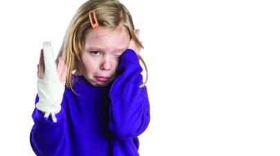 Girl Crying