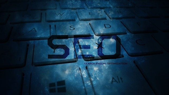 search engine optimization over keyboard