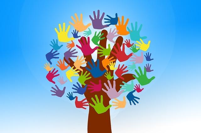 Helping hand volunteerings