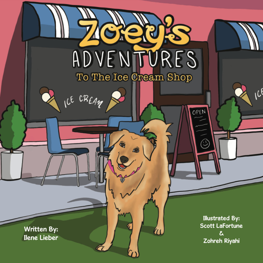zoeys adventures book cover