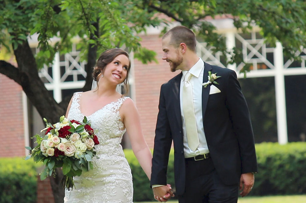 amanda ryan wedding video