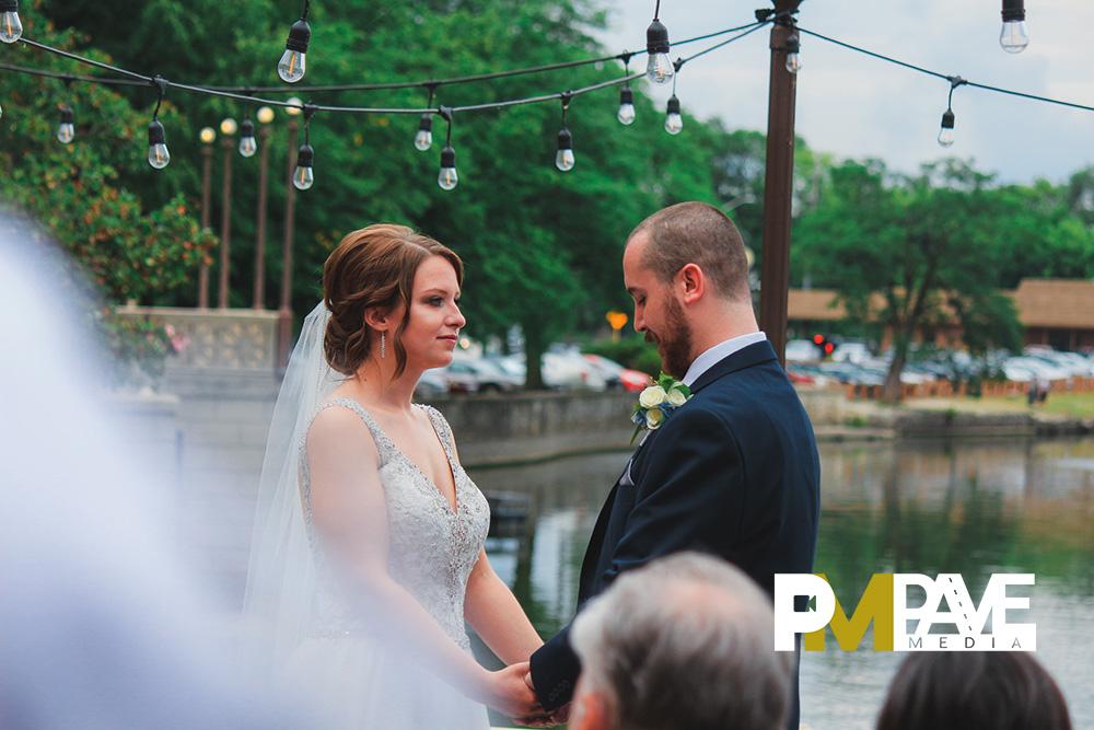 Michaela and Tiernan Wedding