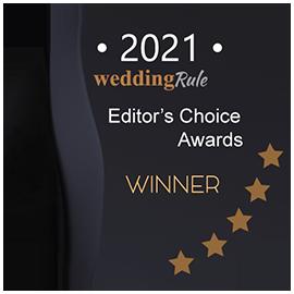 wedding rle editor's choice awards winner pave media