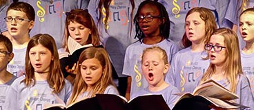 First Coast Singers performing