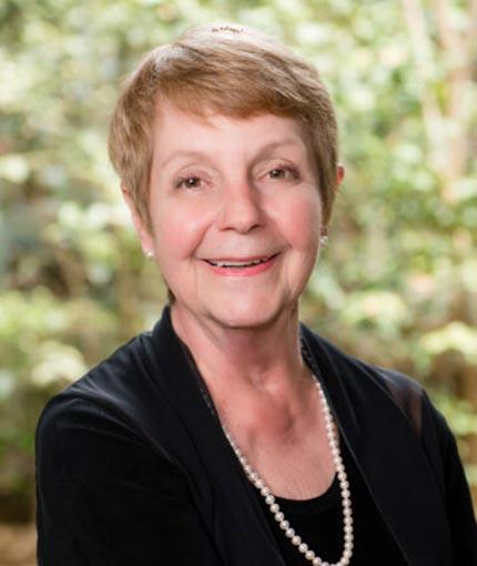 Jane Lindberg President of Arts Alive Nassau
