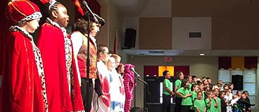Theatre Production by Callahan Elementary School