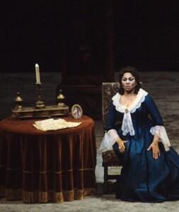 at the Met Opera - Leontyne Price