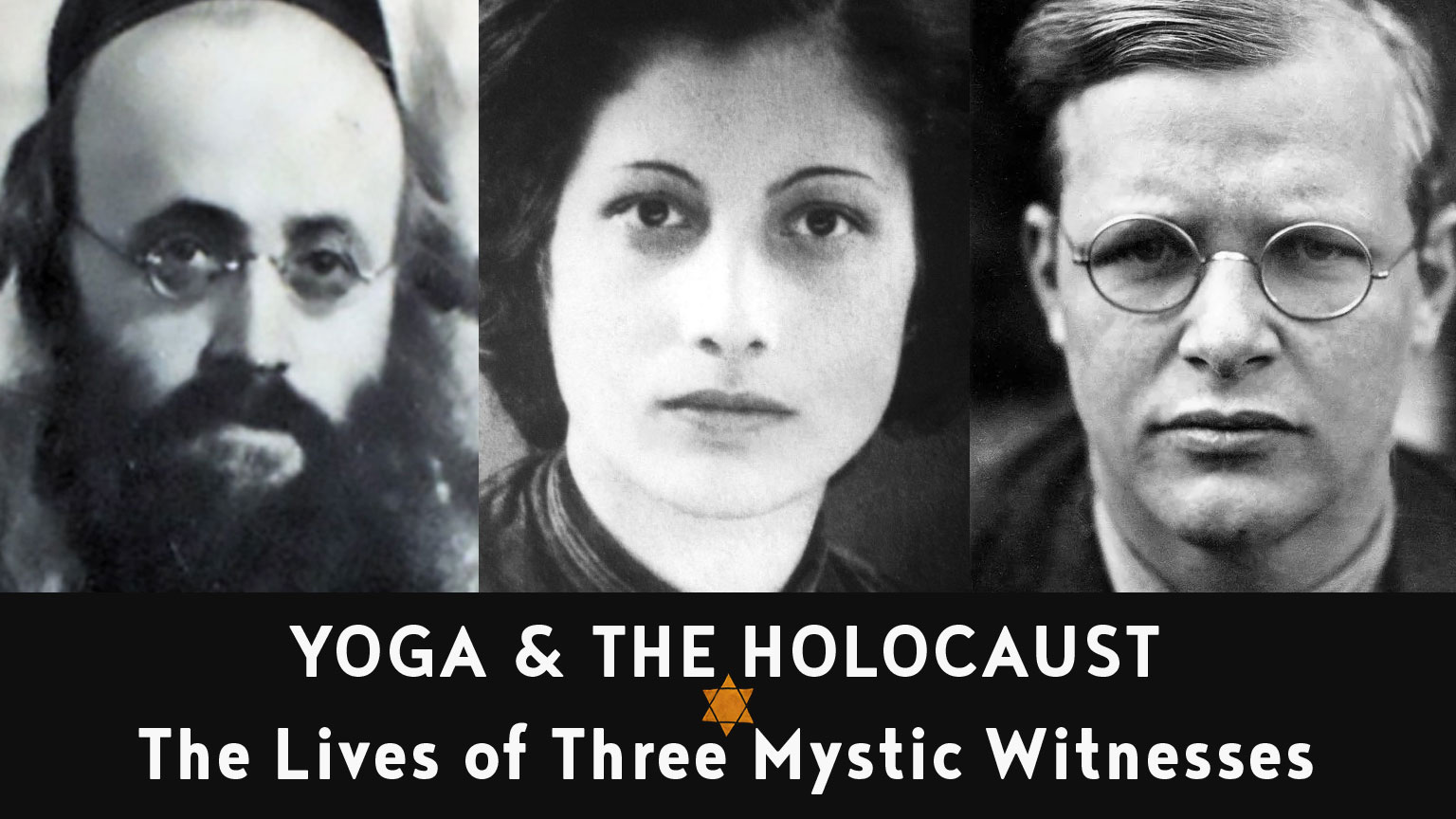 Yoga and the Holocaust Workshop