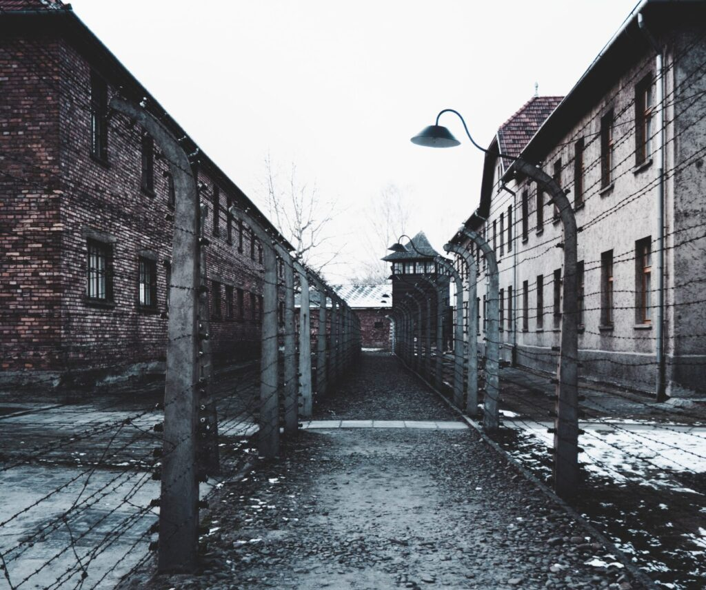 Auschwitz. Photo by Erica Magugliani from unsplash.com