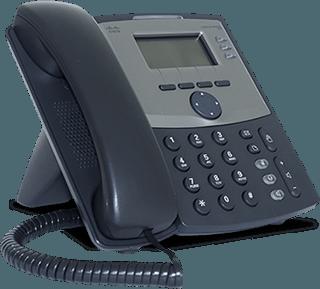 Téléphone IP Cisco SPA 303
