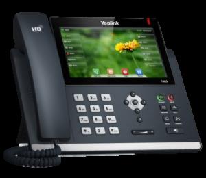 Téléphonie VoIP Yealink T48S