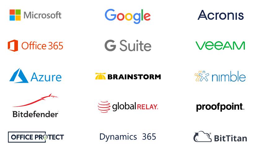 Microsoft, Office 365, Google, G Suite, Azure, Dynamics 365
