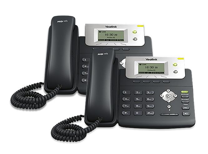 Offre 2 pour 1 - téléphone IP