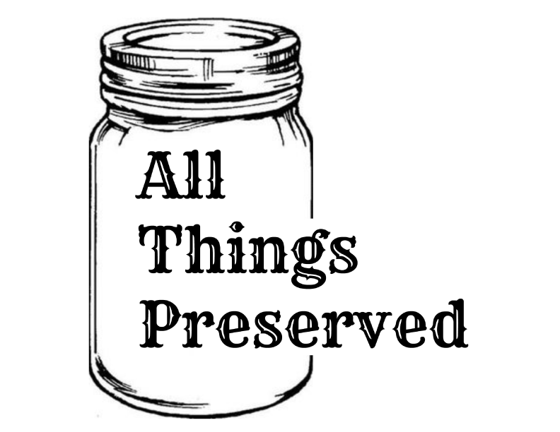 All Things Preserved - Booth 406