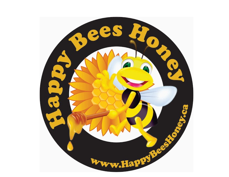 Happy Bees Honey - Booth 39