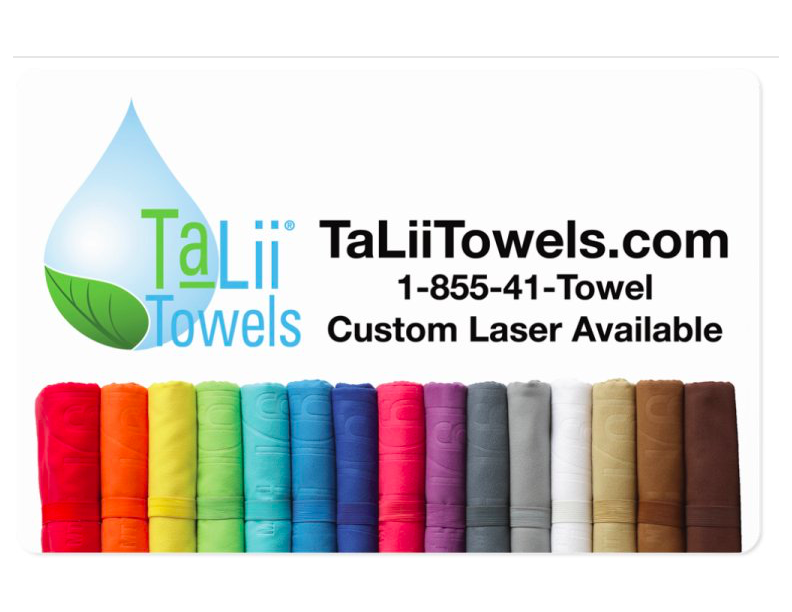 TaLiitowels - Booth 40