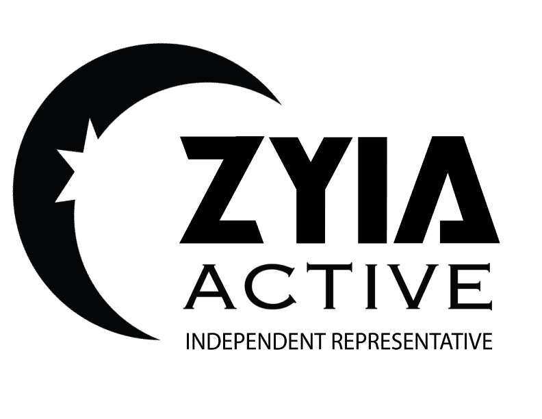 Zyia Activewear Independent Rep. - Katie Darden - Booth 207