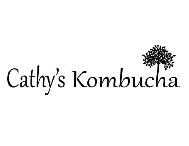 Cathy's Kombucha - Booth 25