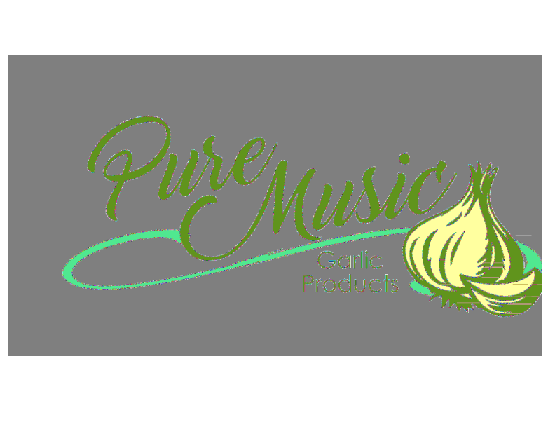 Pure Music Garlic - Booth 41