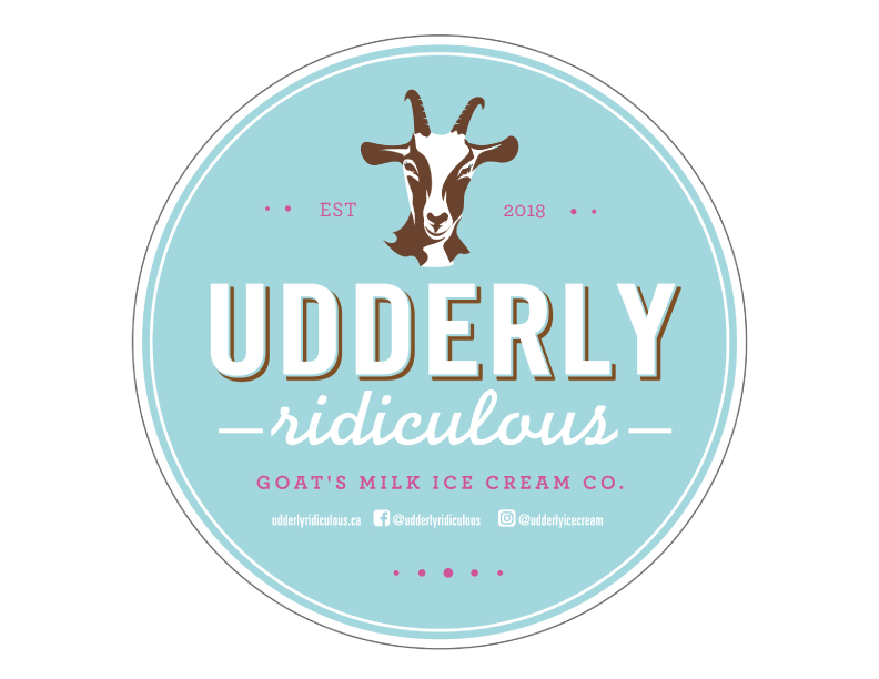 Udderly Ridiculous - Booth 11