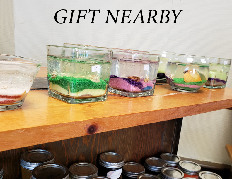 Gift Nearby - Booth 97