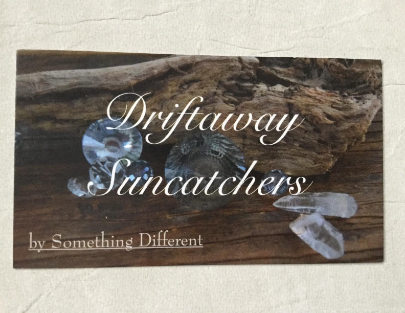 Driftaway Suncatchers by Something Different - Booth 175