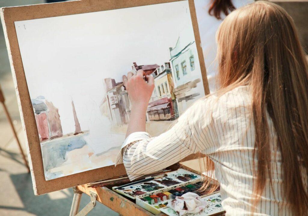 When Are You Actually an Artist?