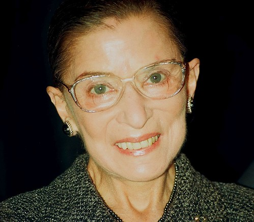I am not a fan of Ruth Bader Ginsburg