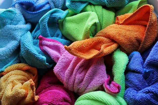 wash cloth photo