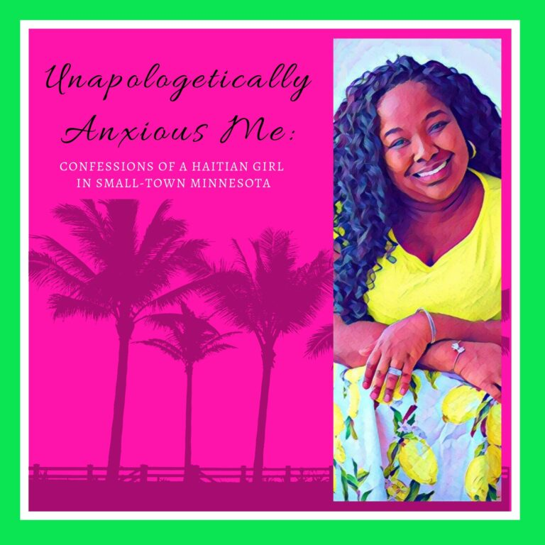 Unapologetically Anxious Me Podcast