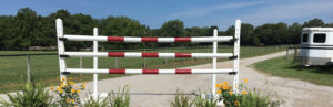 Flint Ridge Farm Dressage, Combined Training and Jumper Show Judge Jim Graham @ Flint Ridge Farm