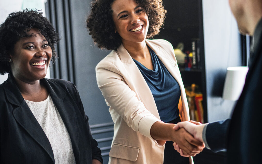 How to Grow Your Small Business Through Meaningful Connections & Referrals