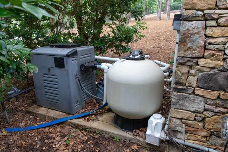 Pool Filter Annual Maintenance