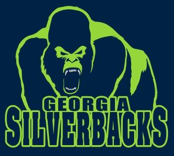 Georgia Silverbacks Logo
