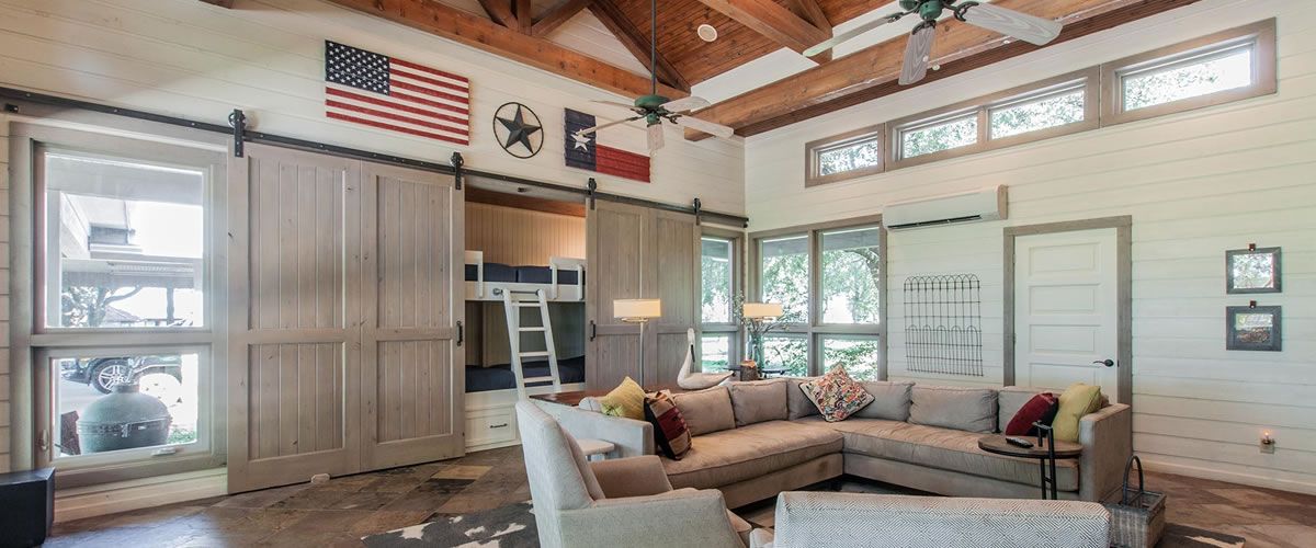 Texas Cabin Design