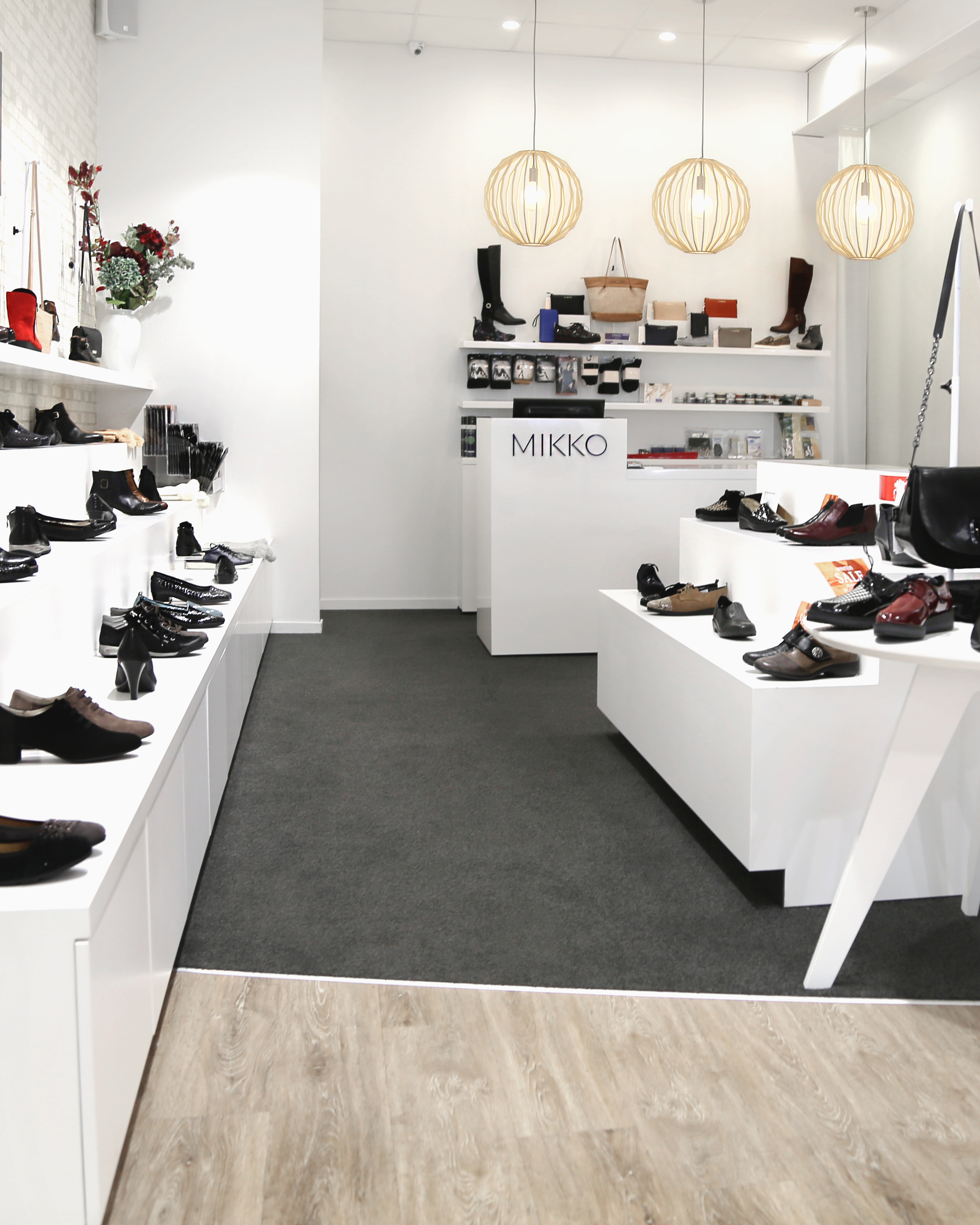 mikko shoes newmarket store