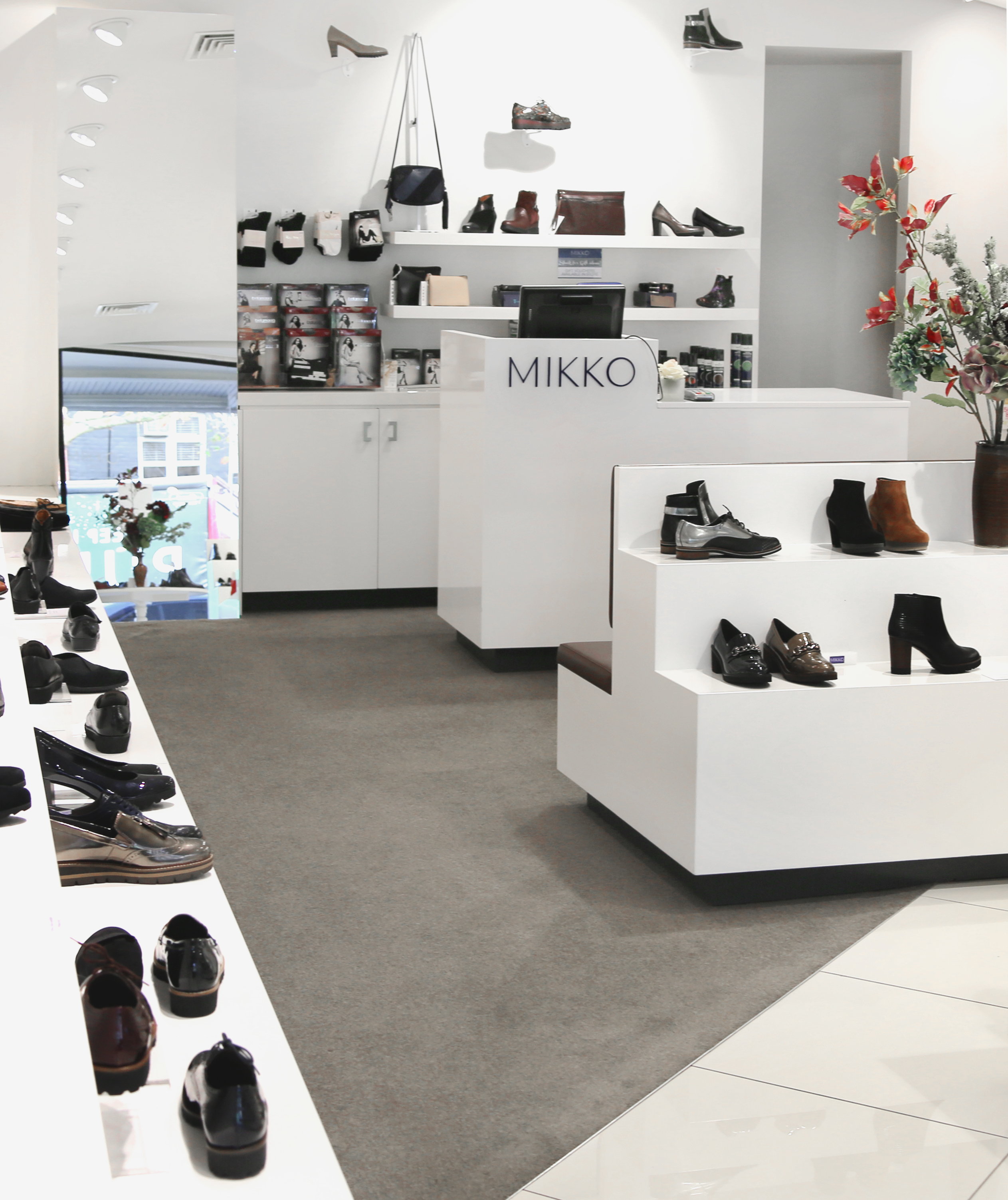 mikko shoes remuera store