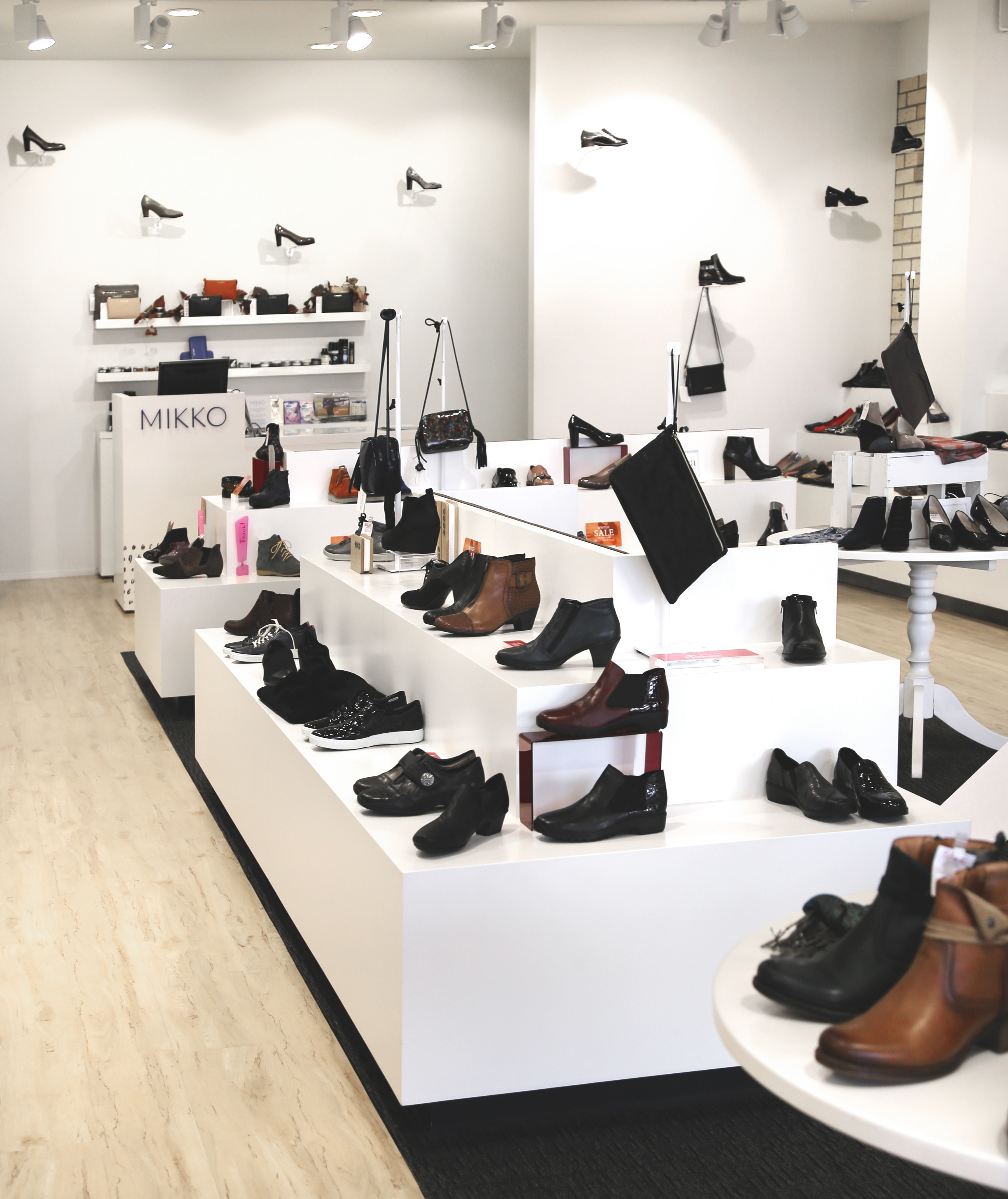 mikko shoes milford store