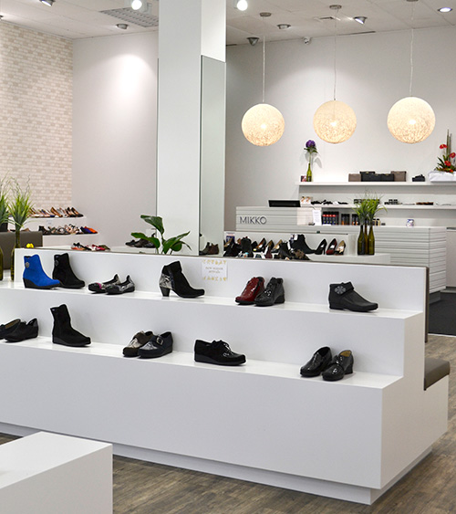 Mikko Shoes Wellington Store