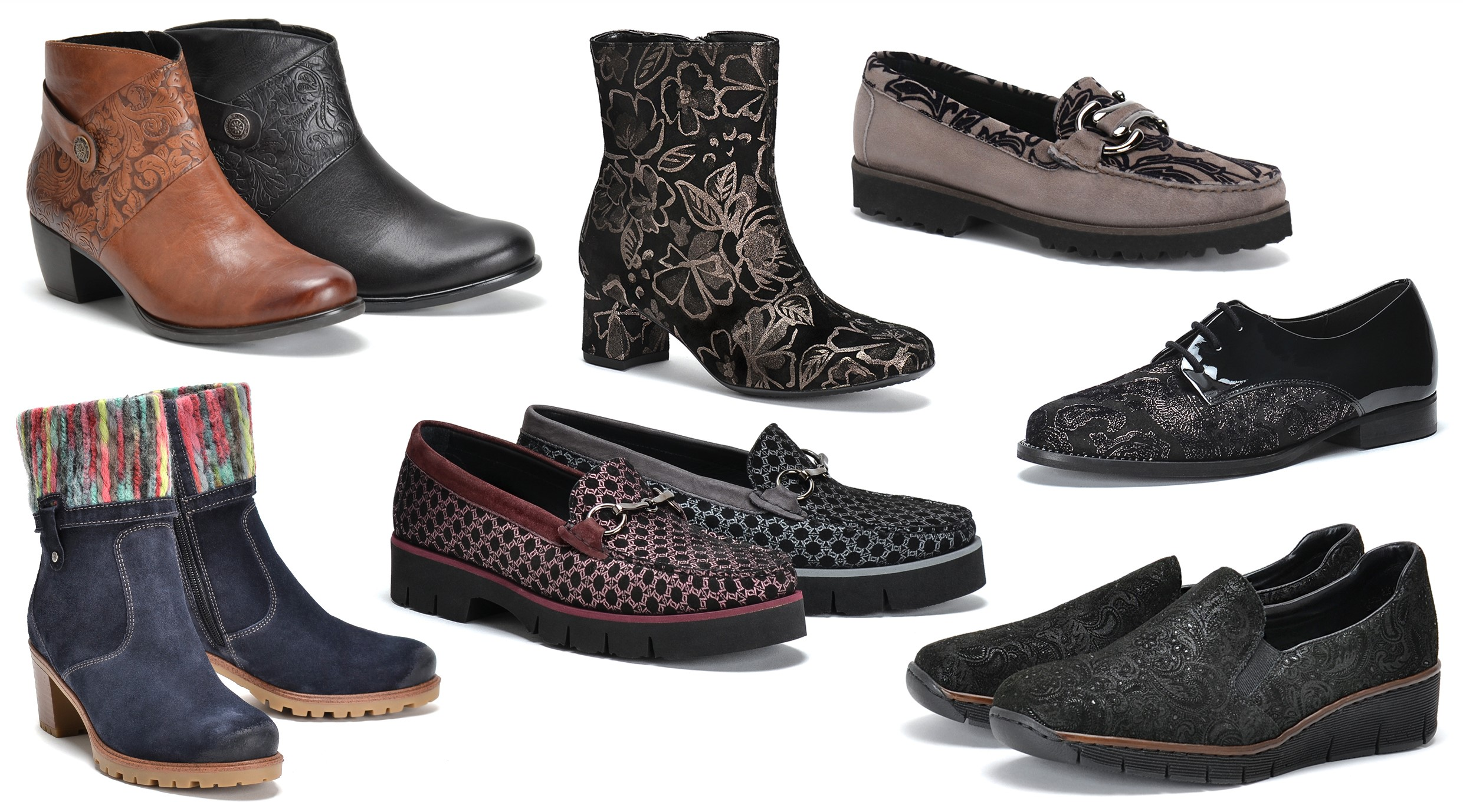 AW19 - Key Style Trends | Mikko Shoes