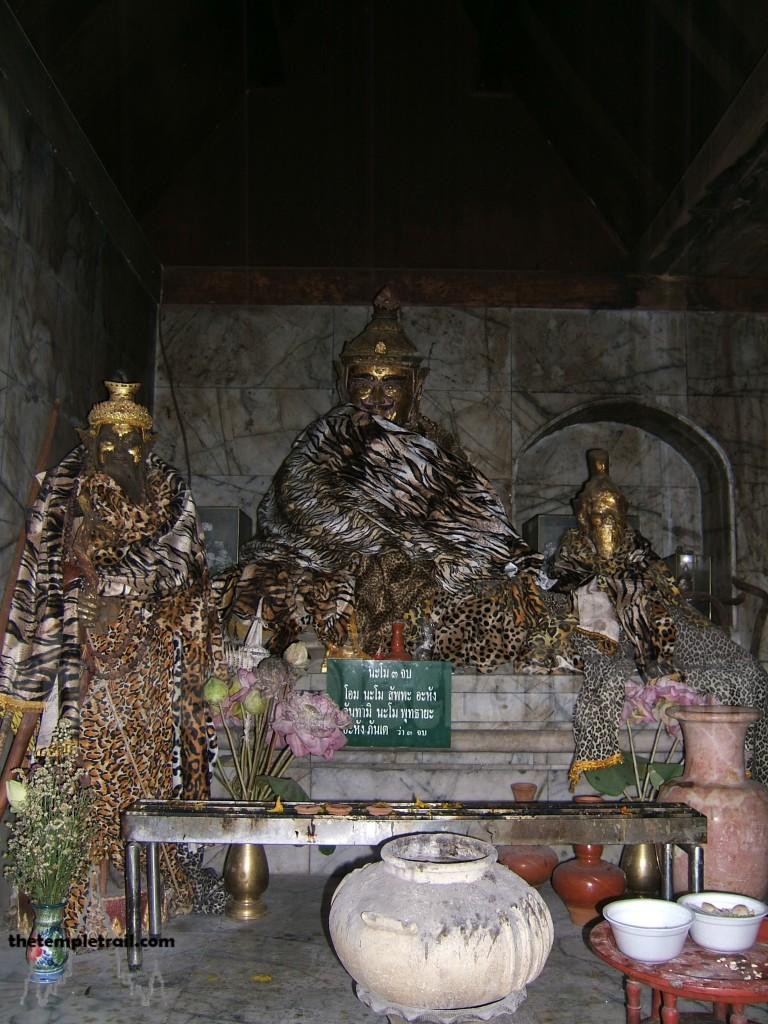 Doi Suthep Sudeva Shrine