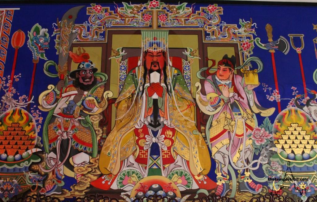 Guanlin Temple Guan Yu