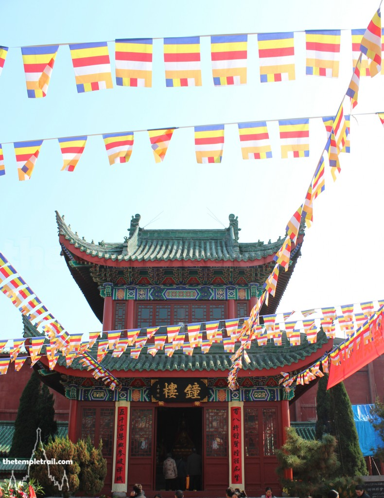 Temple of the Chief Minister Bell Tower