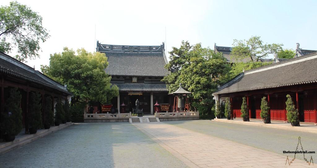 Wen Miao First Courtyard