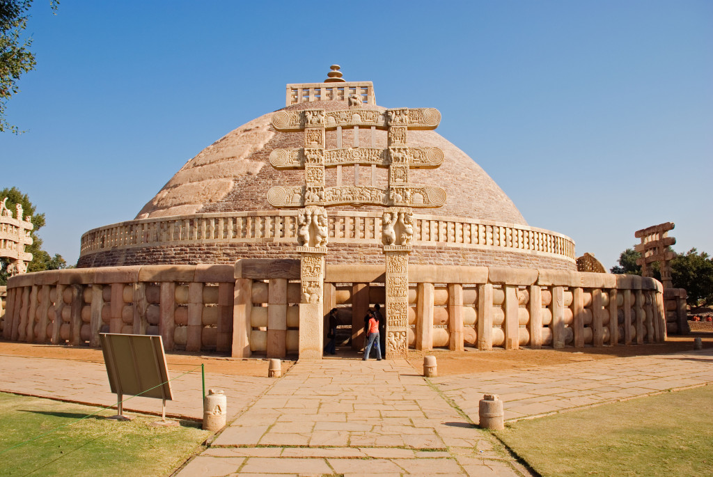 Great Stupa Sanchi