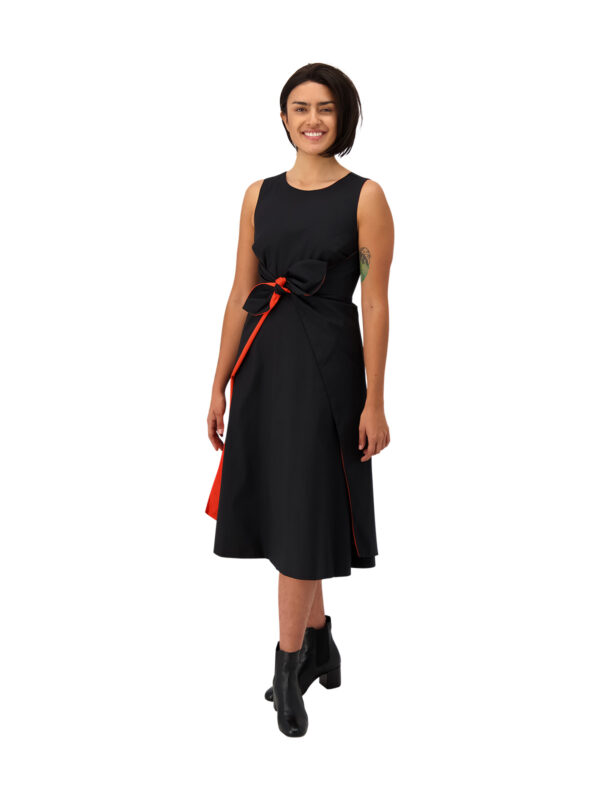 Frida Wrap Dress